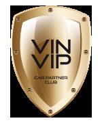 VIP Car Partner Club Logo